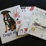 Three books in Puppy Tales mail
