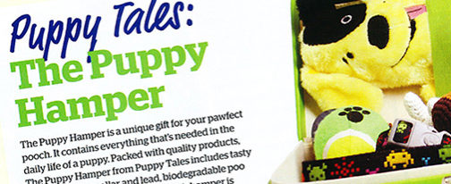 Puppy Hamper feature
