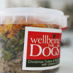 Wellbeing for Dogs Turkey Dinner