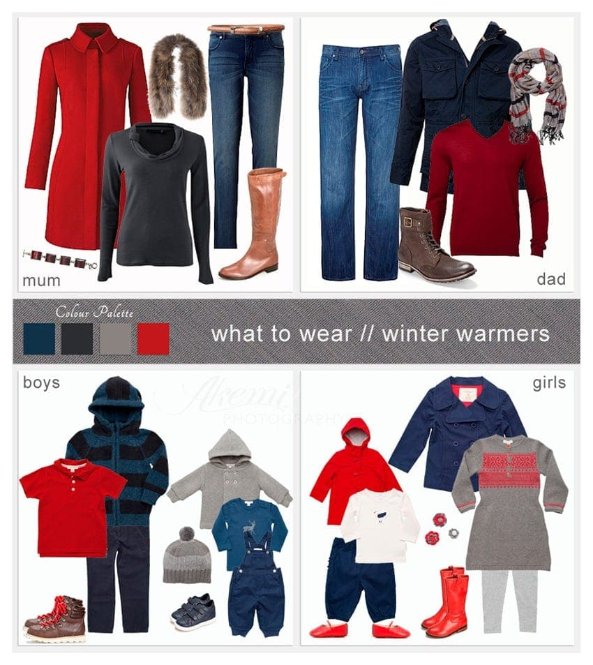 Clothing Advice - Winter Warm