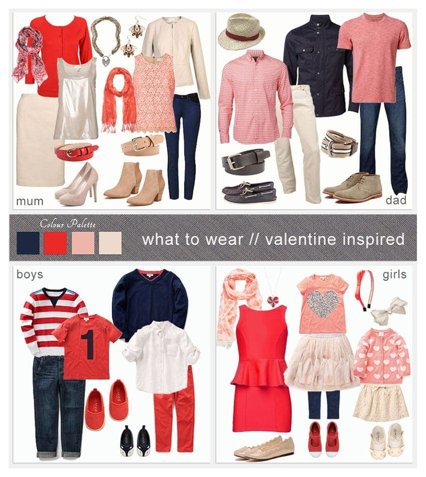 Prepaing for your Family Photography Session - What to Wear