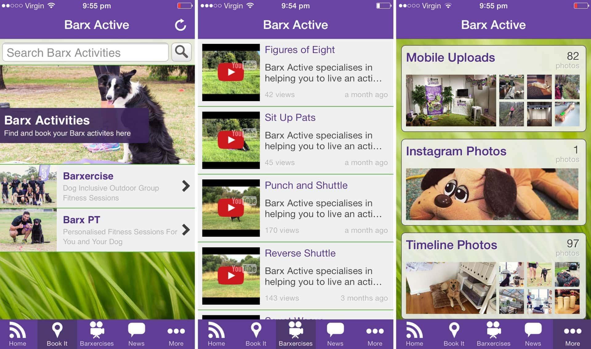 Barx Active App
