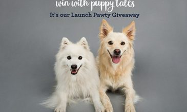 Puppy Tales has a new website and we're celebrating with a giveaway!