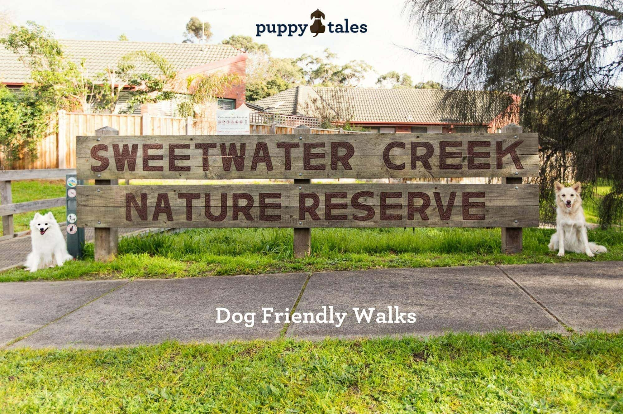 Sweetwater Creek Nature Reserve ~ Dog Friendly Walks | Puppy
