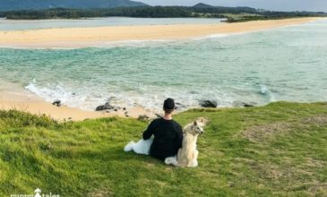 Bermagui Coastal Walk Dog Friendly Hike